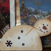 Christmas Cards and Snowmen